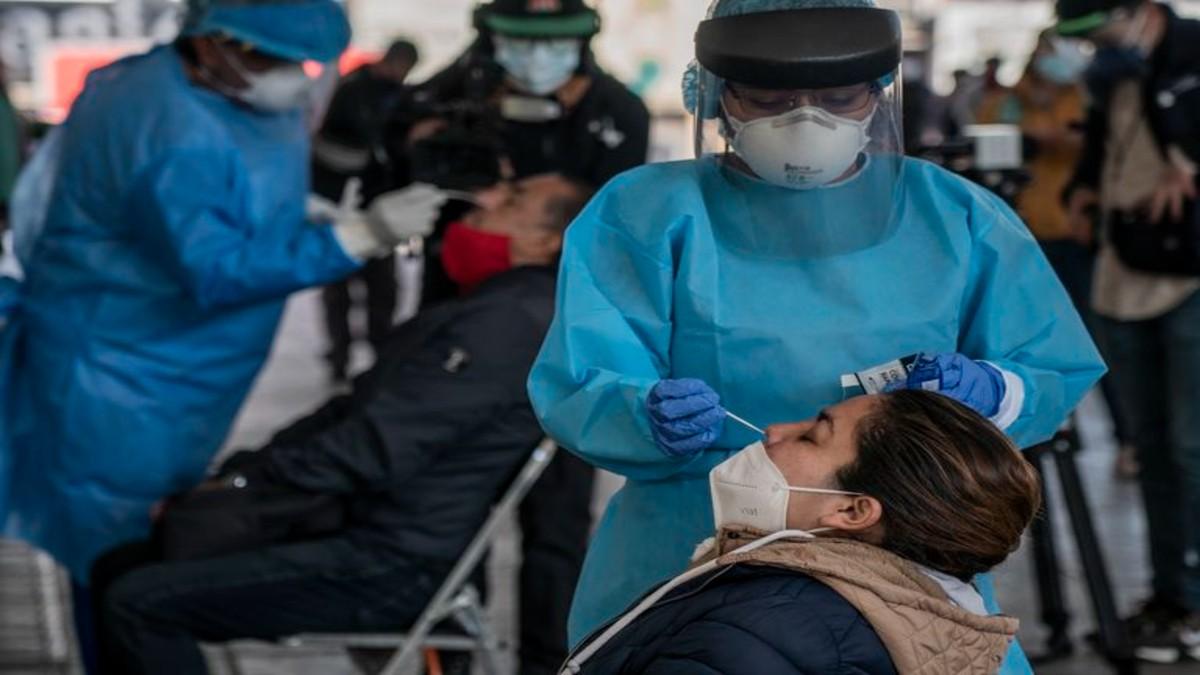 México supera un millón de personas vacunadas contra el covid-19