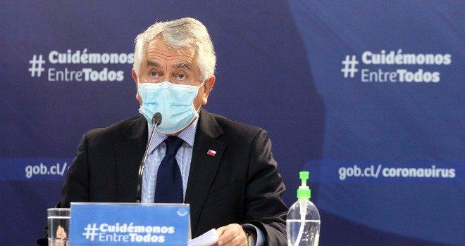 Minsal confirma por segundo día más de seis mil nuevos contagios