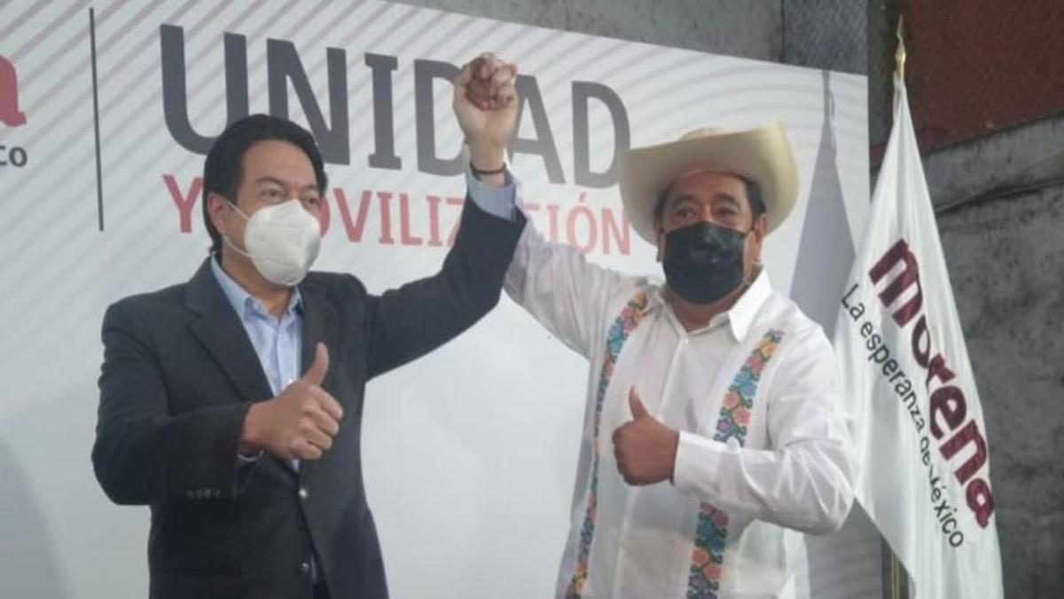 INE aprobó retirar la candidatura a Guerrero por Morena de Félix Salgado