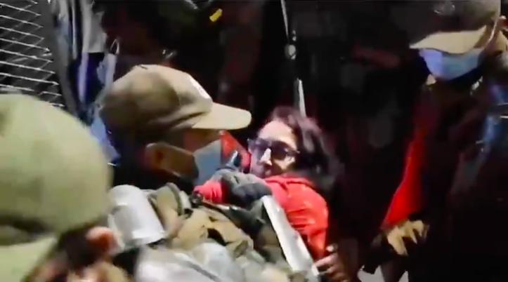 Organizaciones defensoras de los DDHH solicitan intervención urgente en el caso de la detención arbitraria de la periodista Paulina Acevedo
