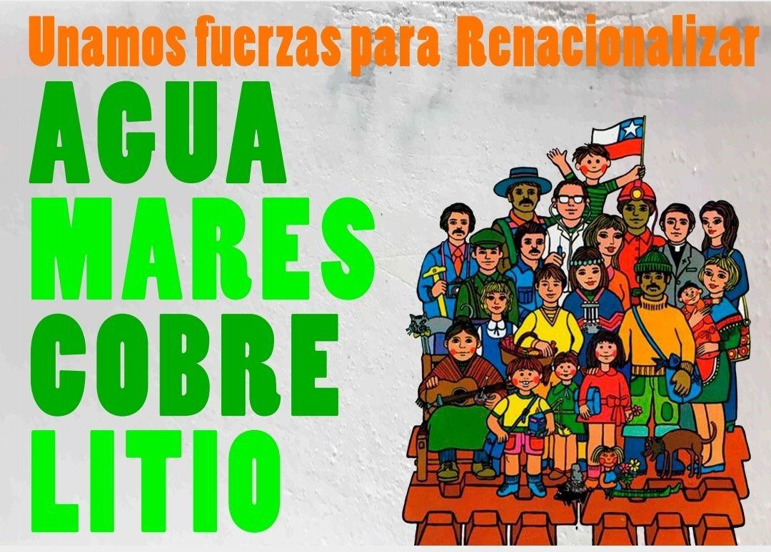 Manifiesto Constituyente por la renacionalización y la construcción de un Modelo Alternativo de Desarrollo Económico