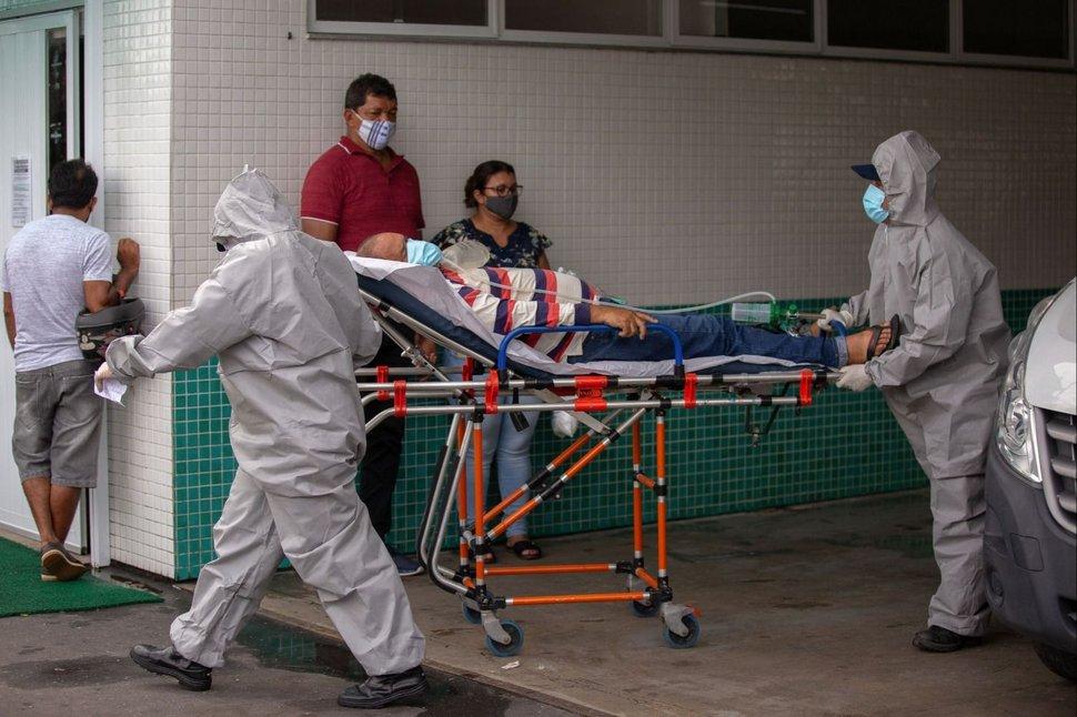 Colapsa sistema hospitalario de estado brasileño Santa Catarina
