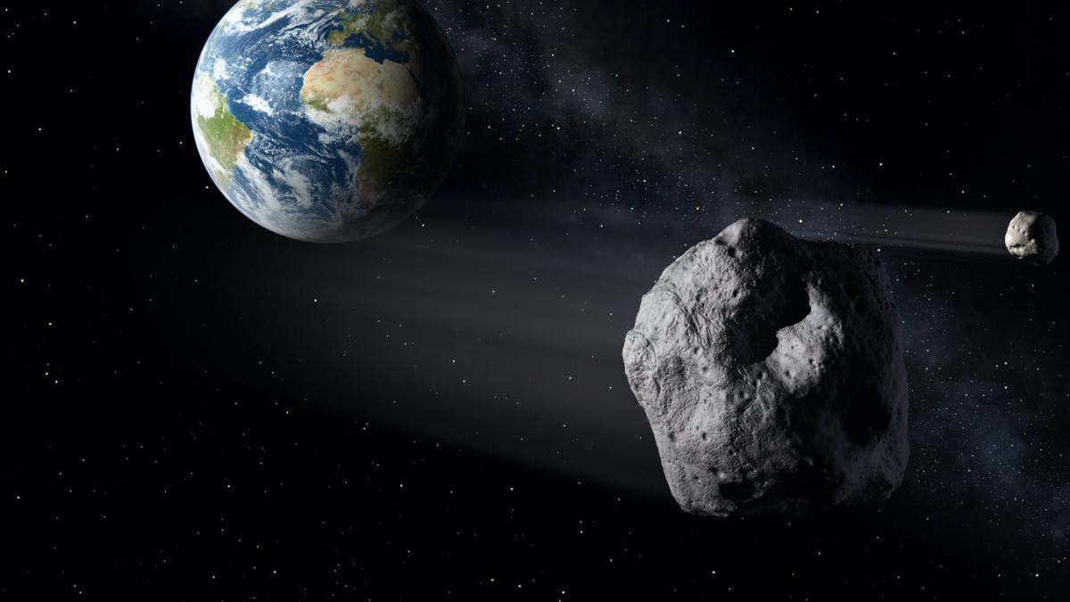 La NASA estudia la posibilidad de que impacte contra la Tierra un asteroide del tamaño del Empire State Building