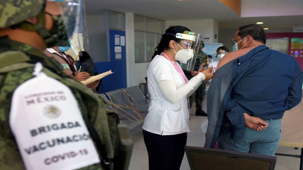 Cruz Roja denuncia ataques contra personal de salud de México durante pandemia