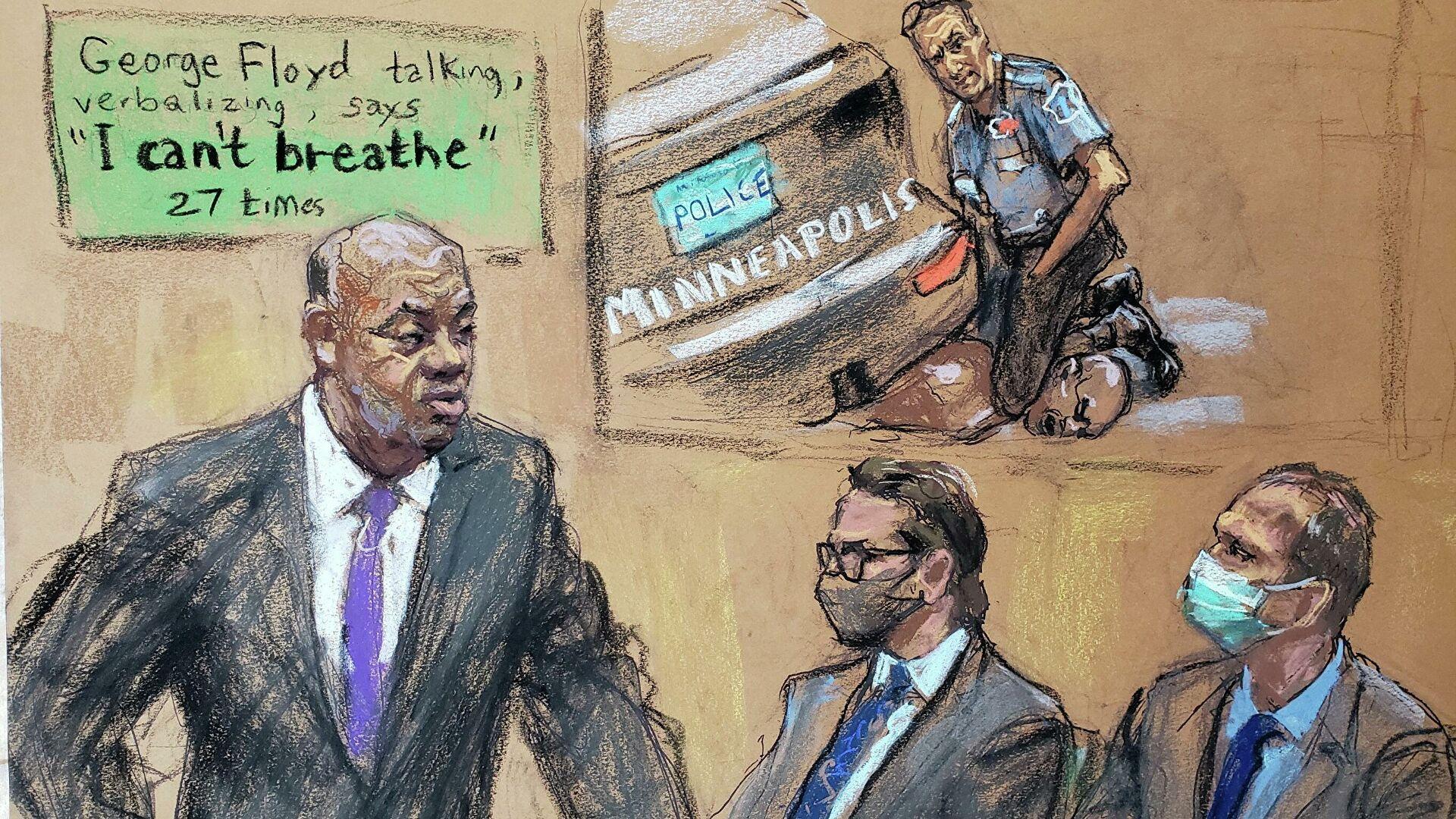 Jurado de Estados Unidos decide veredicto en juicio por asesinato de George Floyd