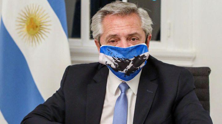Aislado presidente argentino al dar positivo por coronavirus