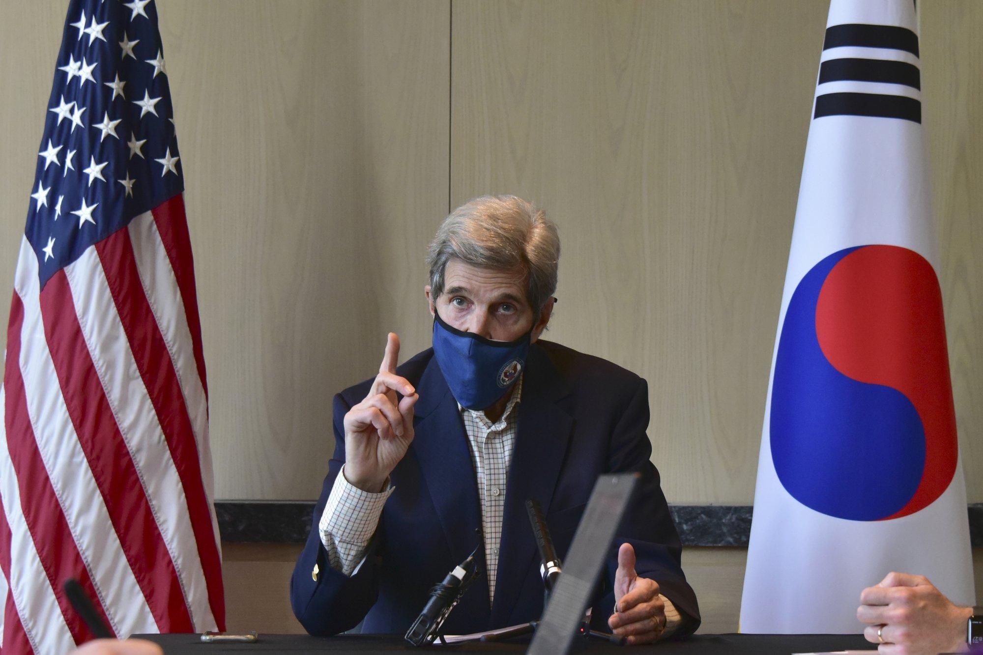 EE.UU. y China comprometidos a cooperar seriamente con la crisis climática