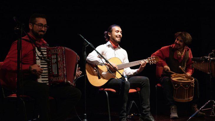 Documental y tutorial enseña los diversos ritmos de la guitarra del sur a norte de Chile