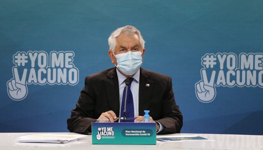 Chile supera los 8 mil contagios de COVID-19 por segunda vez en lo que va de año