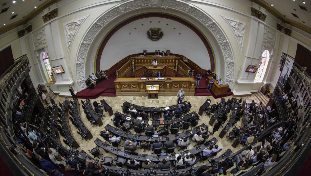 Parlamento venezolano respalda actuación de las fuerzas militares de ese país en la frontera con Colombia