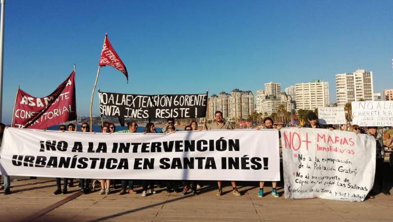 Expropiación y destrucción del patrimonio viñamarino para favorecer al grupo Angelini:  La verdad del proyecto 6 Oriente