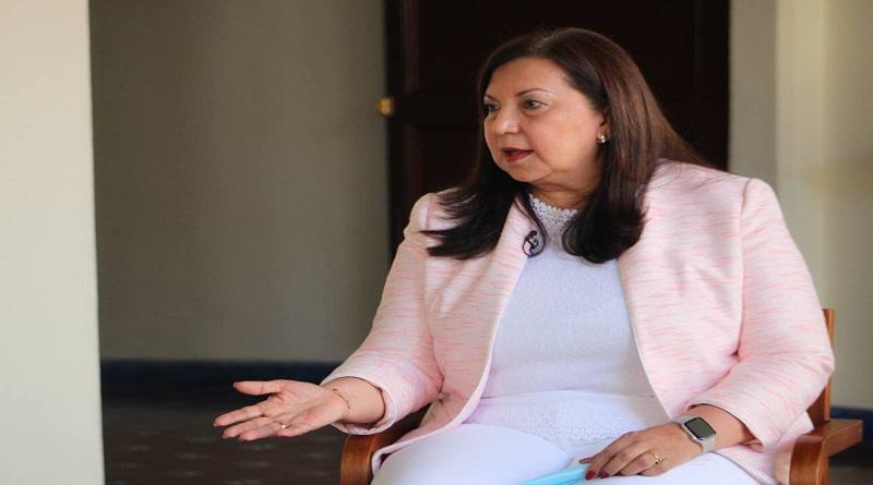 """Ministra de Relaciones Interiores: """"Venezuela ha dado golpes certeros al narcotráfico"""""""