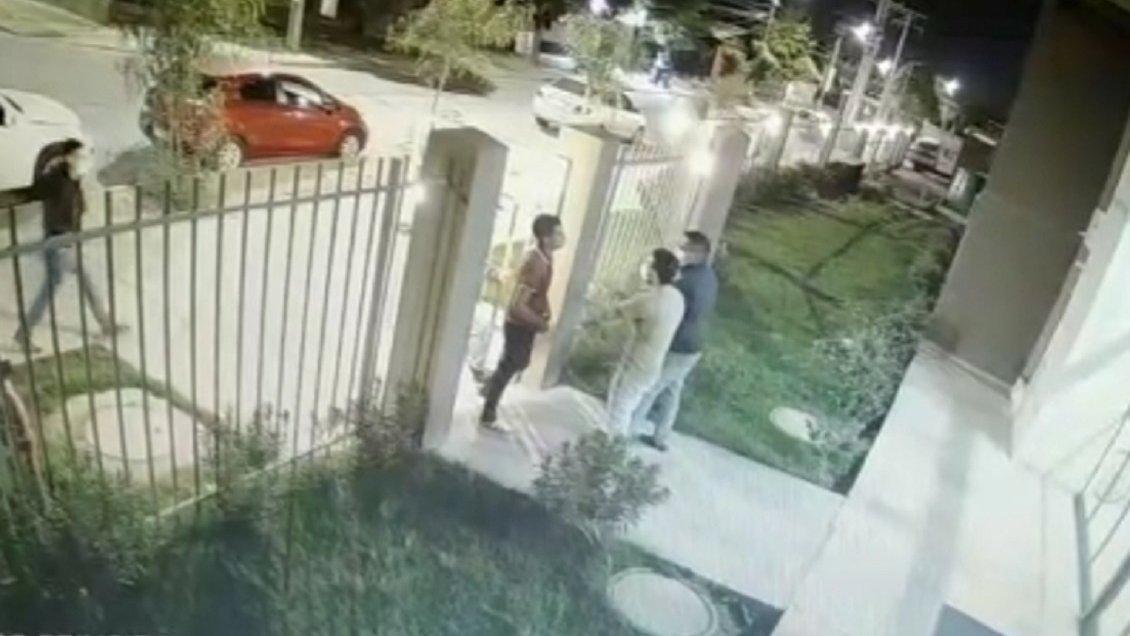Talca: Cuatro carabineros detenidos por pegarle a conserje que les pidió retirarse de condominio tras «carrete»