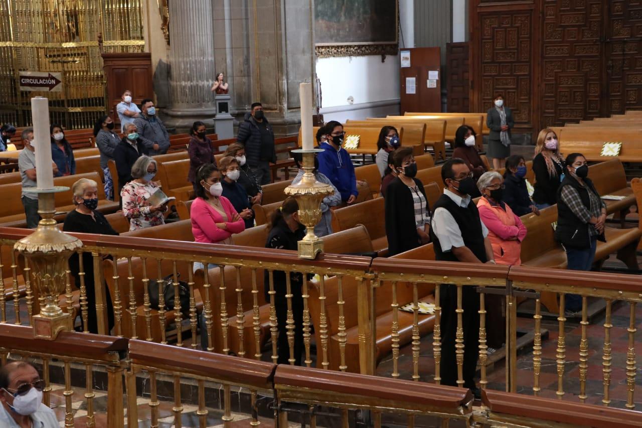 Puebla, segundo años sin procesión de Viernes Santo
