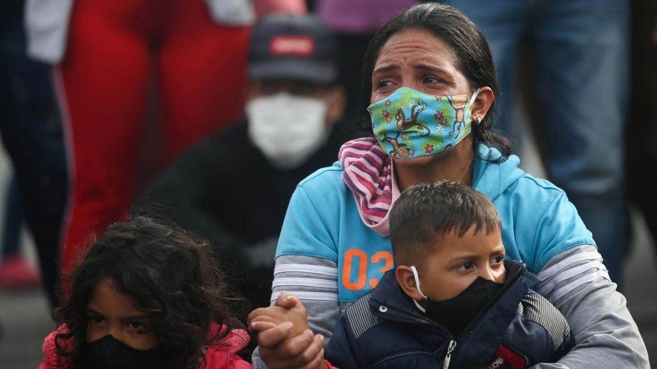 Bogotá en situación «crítica» por ocupación de cuidados intensivos a causa del covid-19