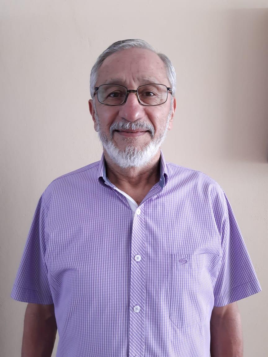 El doctor Alberto Cordero es investigador de la Facultad de Ciencias Físico Matemáticas de la BUAP