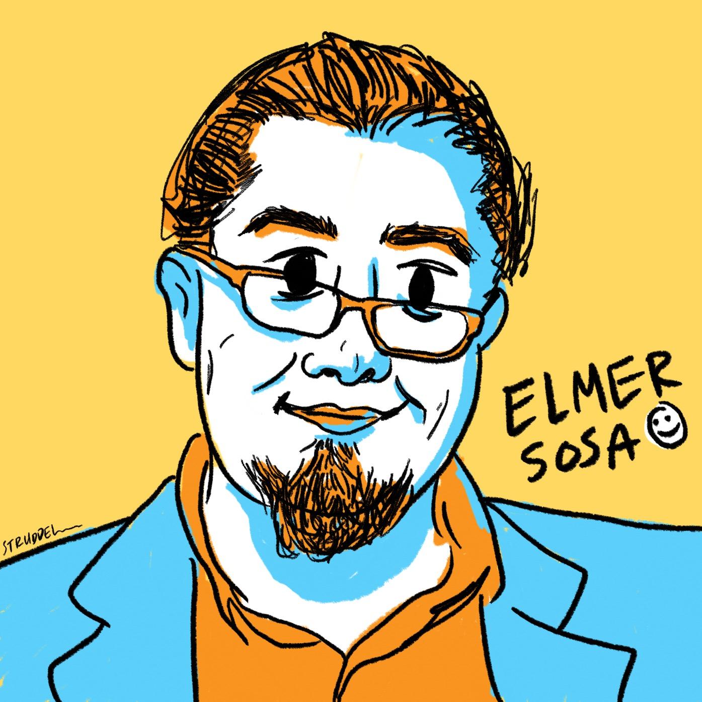 ELMER SOSA: ilustrador, monero, master de la gráfica mexicana, Rey cartel