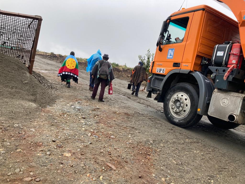 Presentan querella contra Senador Quinteros y ministros de Vivienda y Medioambiente por grave daño en sitio patrimonial mapuche