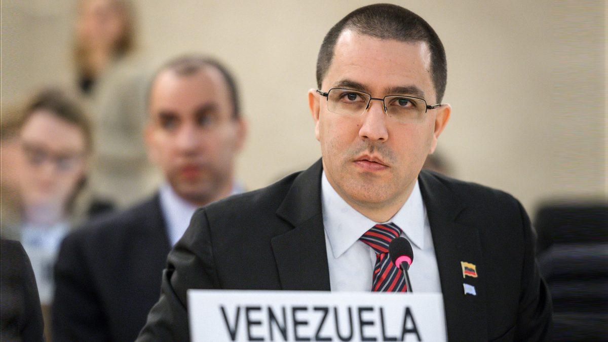 Canciller de Venezuela viaja a Bolivia para participar en foro sobre la Tierra