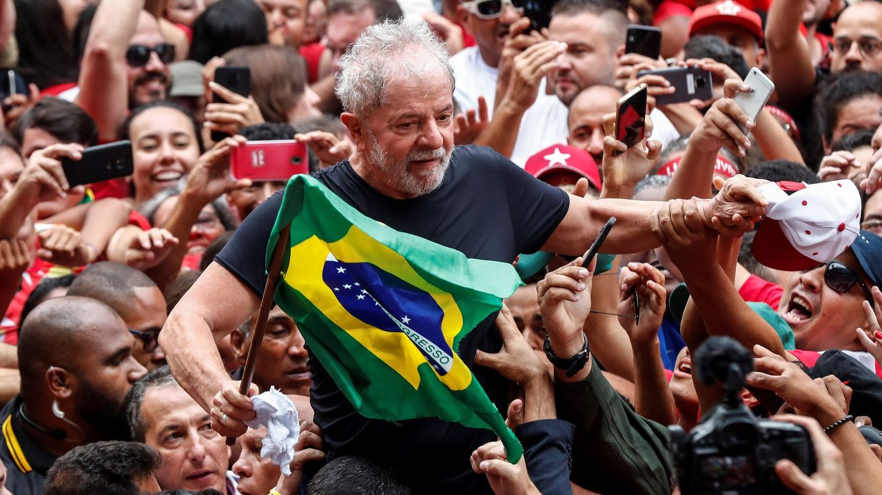 Grupo de Puebla manifiesta preocupación por posible restitución de condenas a Lula