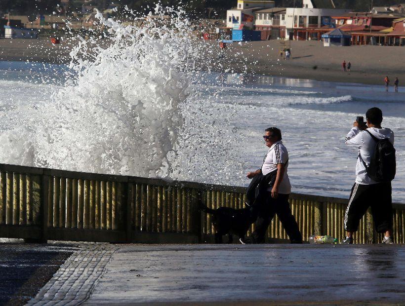 Lanzan plataforma para la gestión del riesgo en las comunas costeras de la región de Valparaíso