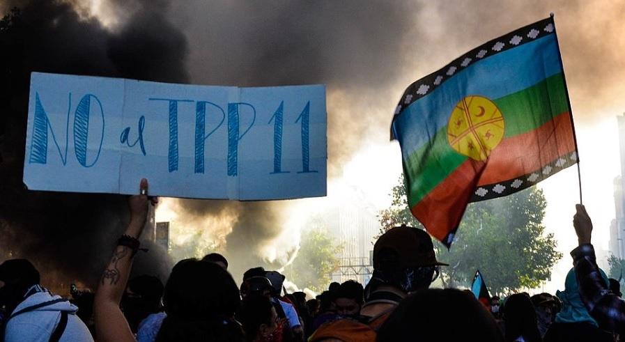 La amenaza latente del TPP-11 en Chile