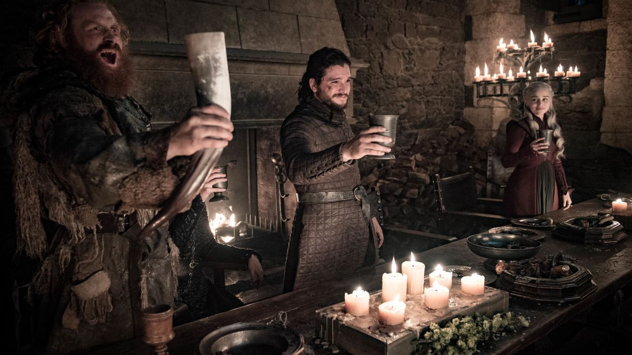 """Un brindis por """"Games of Thrones"""""""