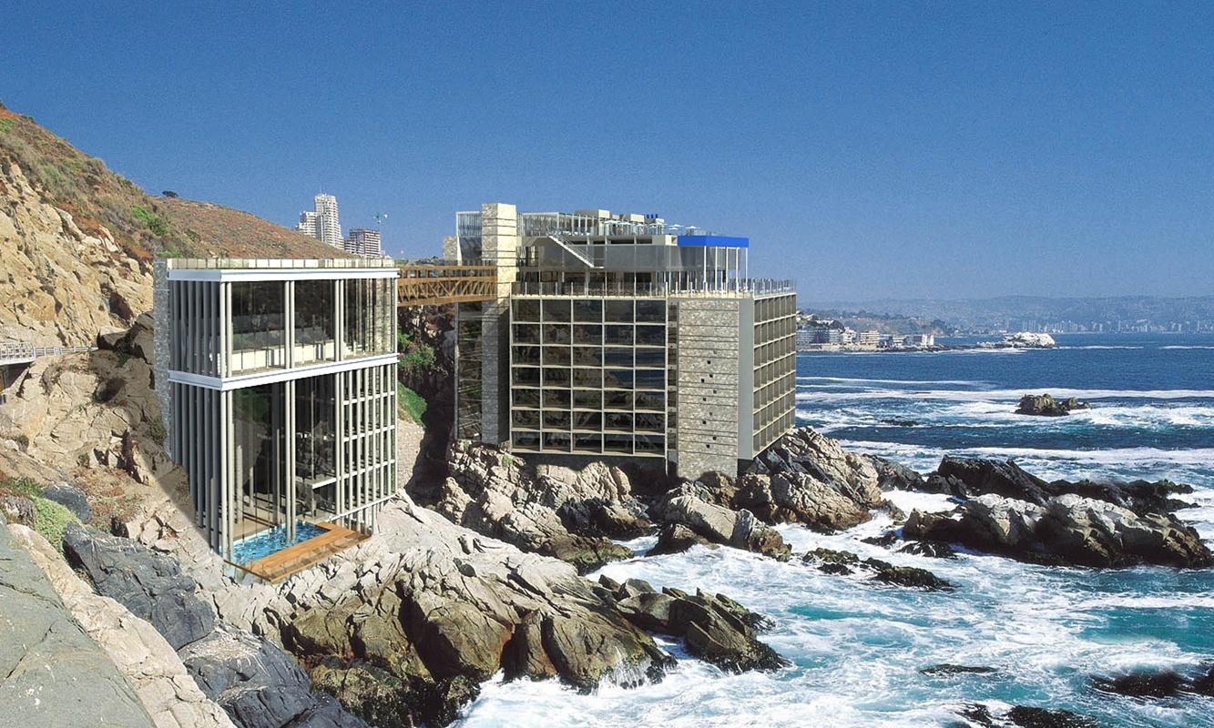 CS autoriza detener obras de construcción del Hotel Punta Piqueros en Santuario de la Naturaleza Roca Oceánica