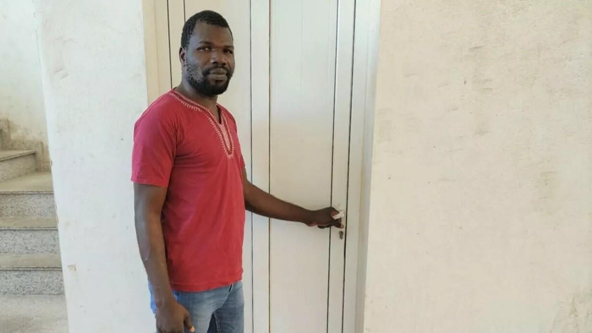 Jornalero Saidou Konkisre: «El jefe nos decía que nos iba a dar el permiso de trabajo, pero no lo hacía»