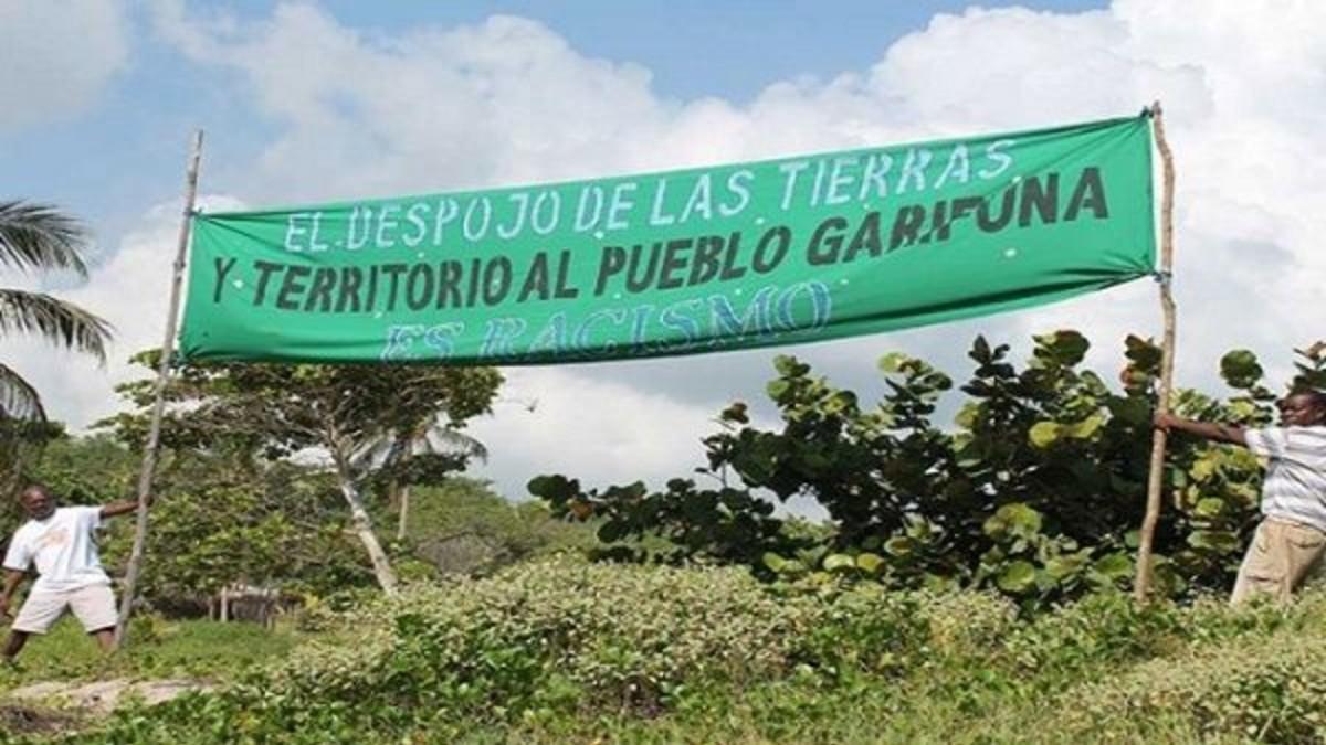 Organización hondureña denuncia plan genocida contra pueblo garífuna