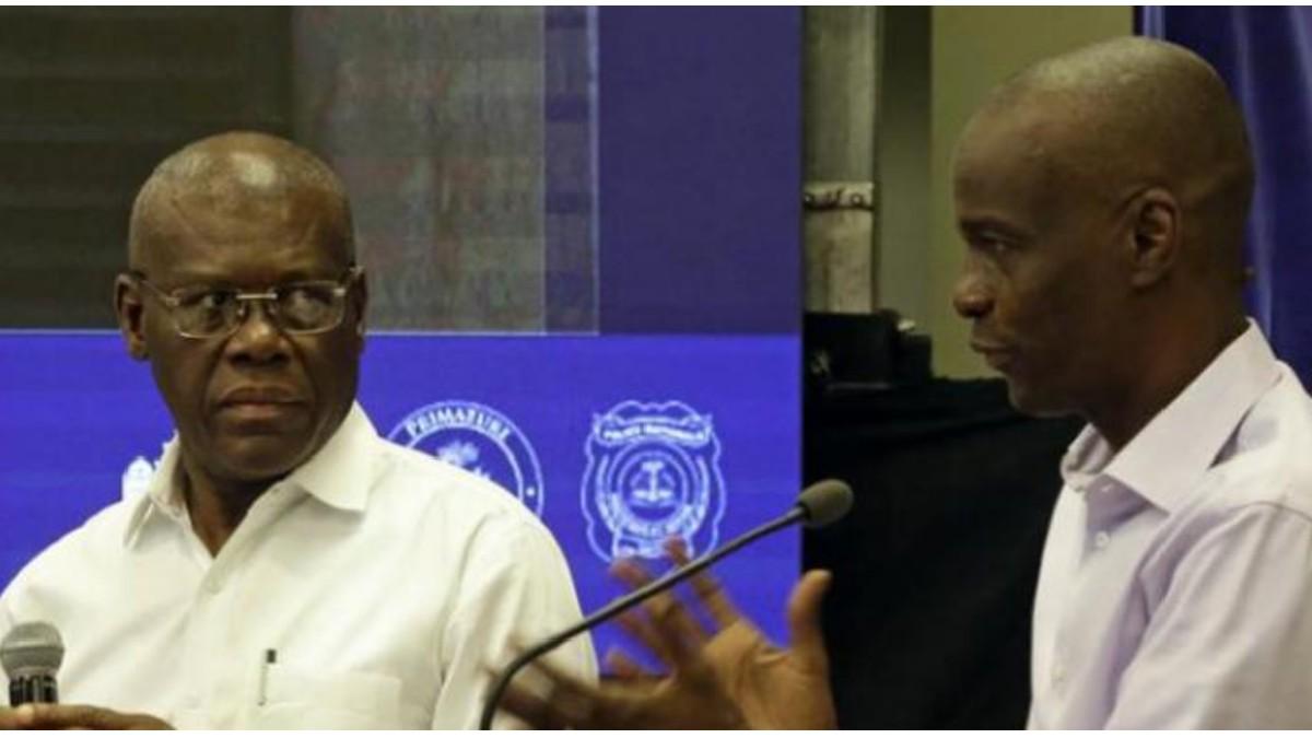 Primer ministro de Haití Joseph Joute presenta su renuncia