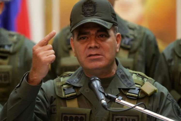 Ministro de la Defensa de Venezuela destaca dignidad de la FANB por superar todo escollo para proteger la patria