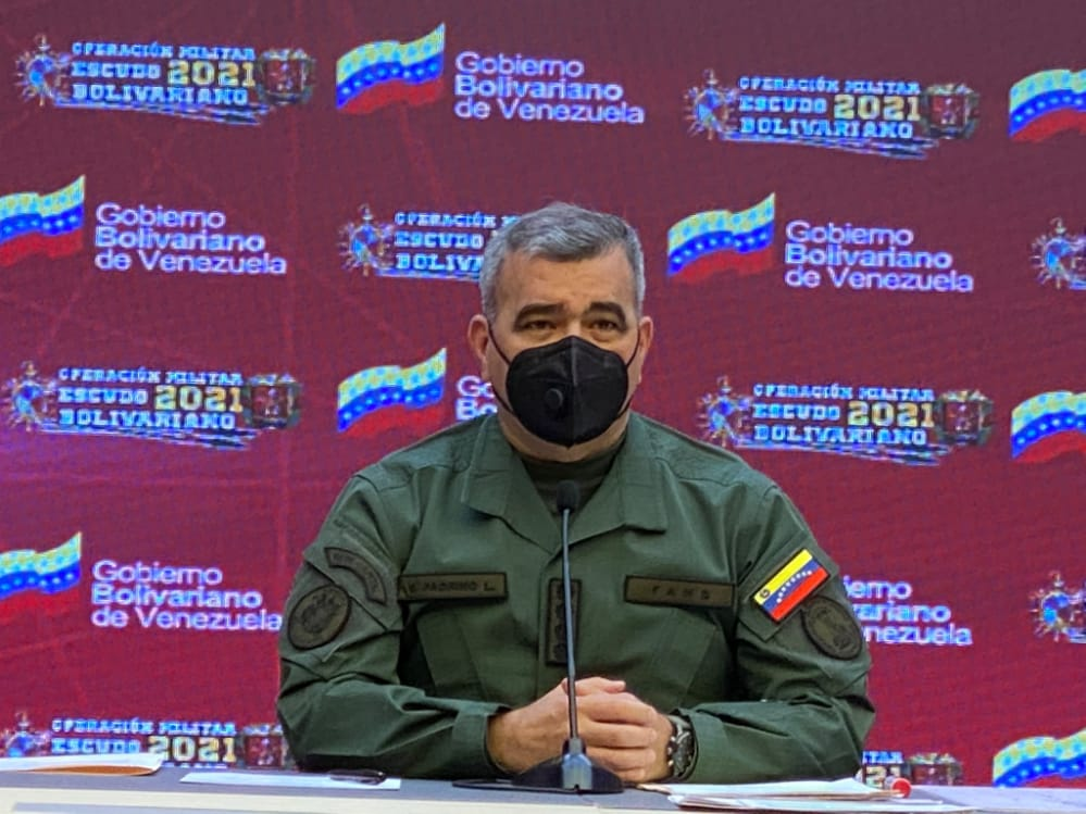 Venezuela: Declarados como zonas de seguridad tres municipios fronterizos con Colombia
