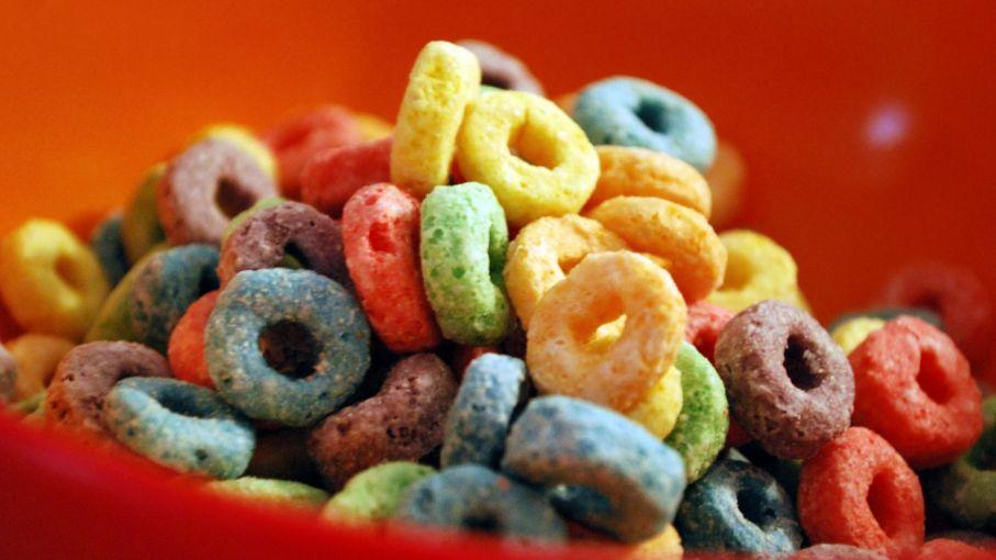alimentos niños colorantes
