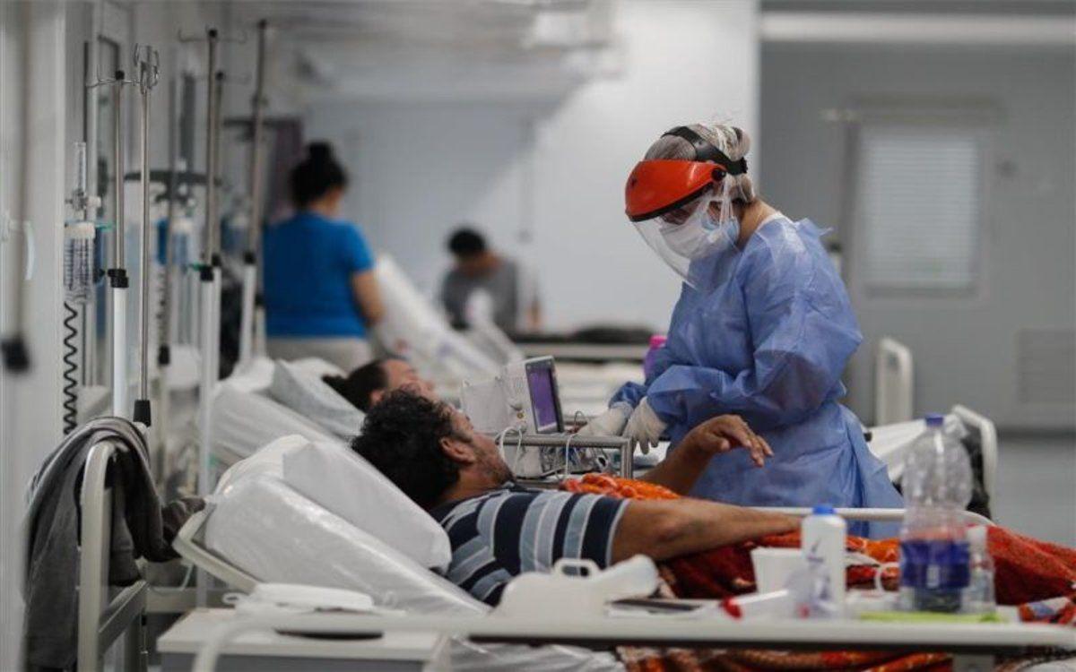 Argentina registró 29.472 casos positivos en 24 horas, la cifra más alta desde el inicio de la pandemia