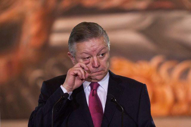 Arturo Zaldívar, ministro presidente de la Suprema Corte de Justica de la Nación