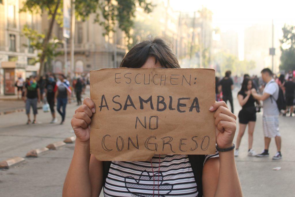 Nueva Constitución: Coordinadora de Asambleas Autoconvocadas da a conocer pliego de exigencias