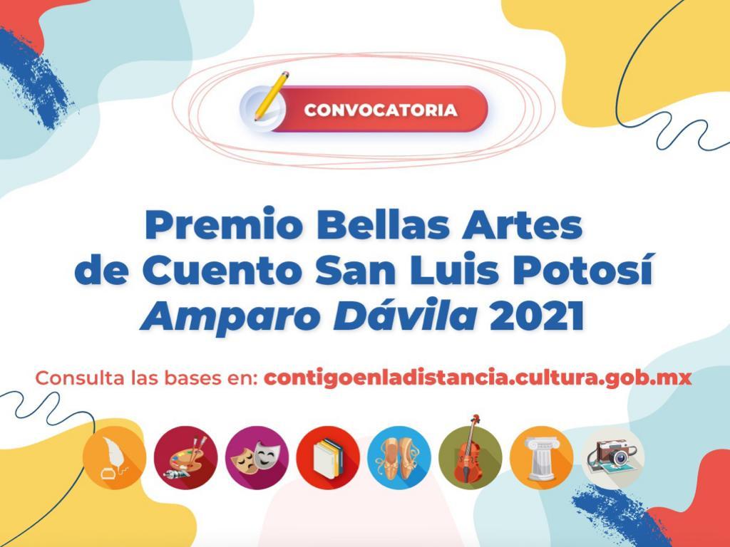 SLP convoca al Premio Bellas Artes de Cuento