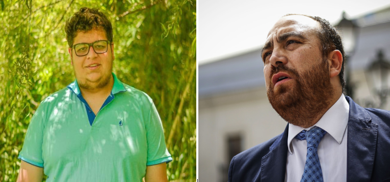 Fuad Chahín amedrenta a candidato a constituyente (D22) por revelar derechos de agua de su familia