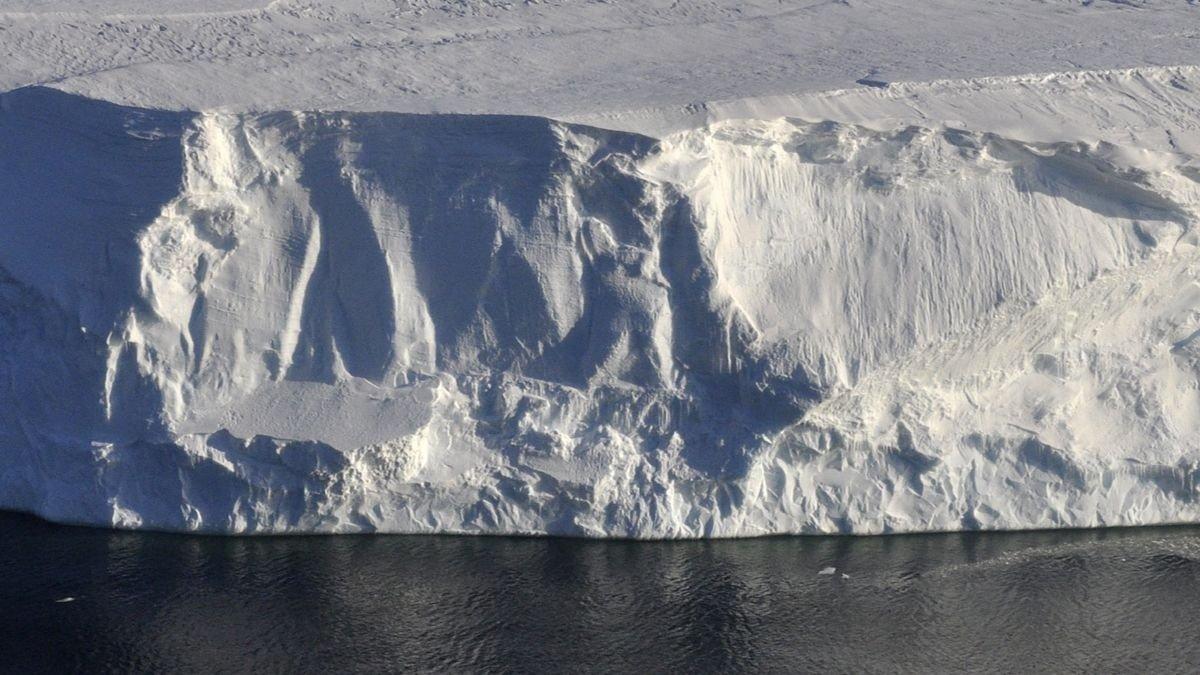 El glaciar del «Día del Juicio Final» podría estarse derritiendo más rápido de lo previsto