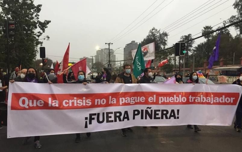 ¡Pan, trabajo, salud y dignidad!: Comienza «Huelga General Sanitaria» contra negligencia del Gobierno