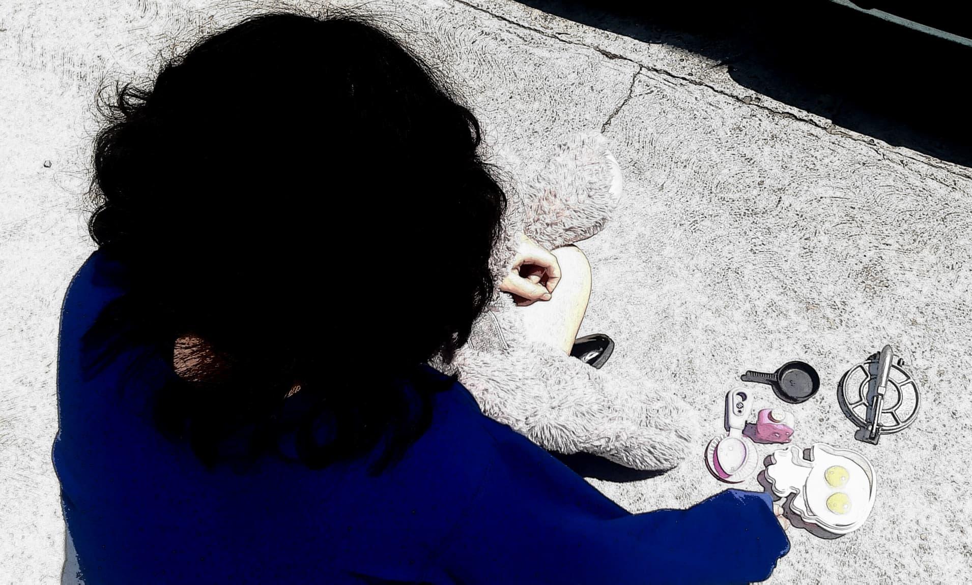 Covid-19 les quita a sus padres: los huérfanos de la pandemia en México