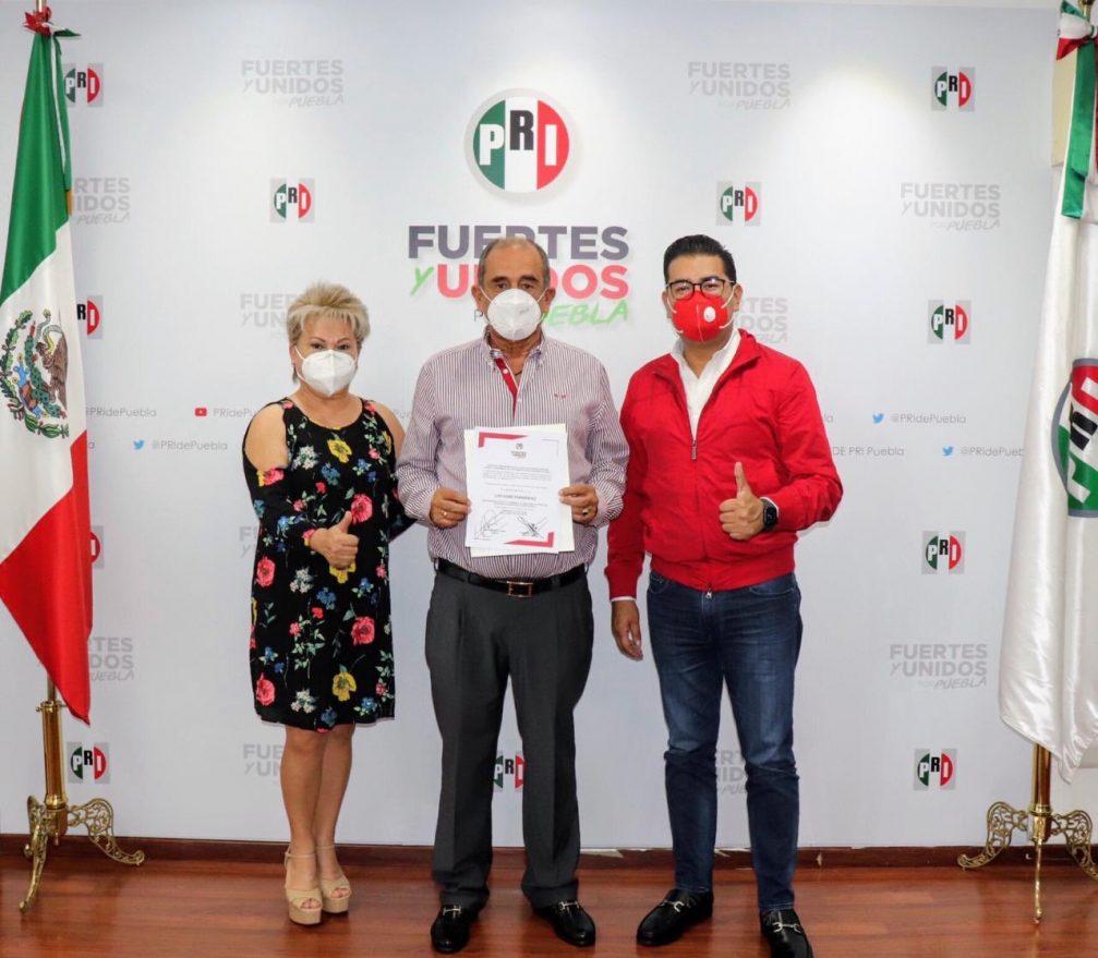 Defensa de Luis Cobo promueve amparo para que pueda regresar a la contienda electoral