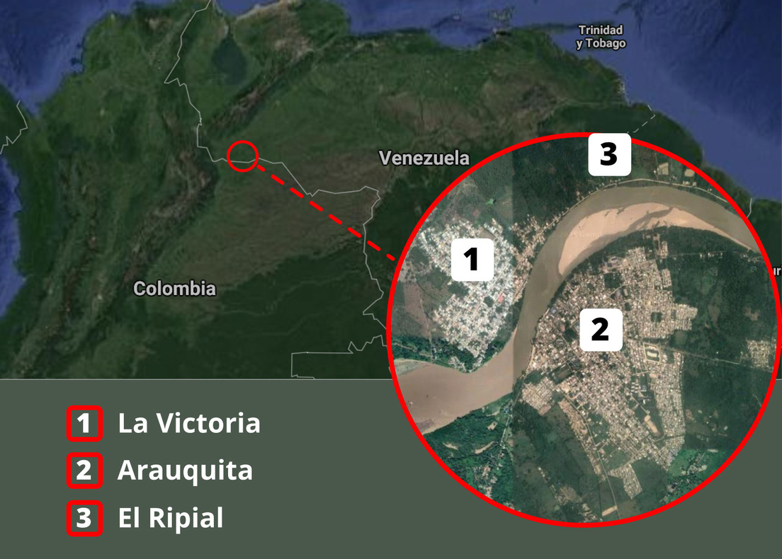 7 keys to the conflict between the Venezuelan army and Colombian irregular groups