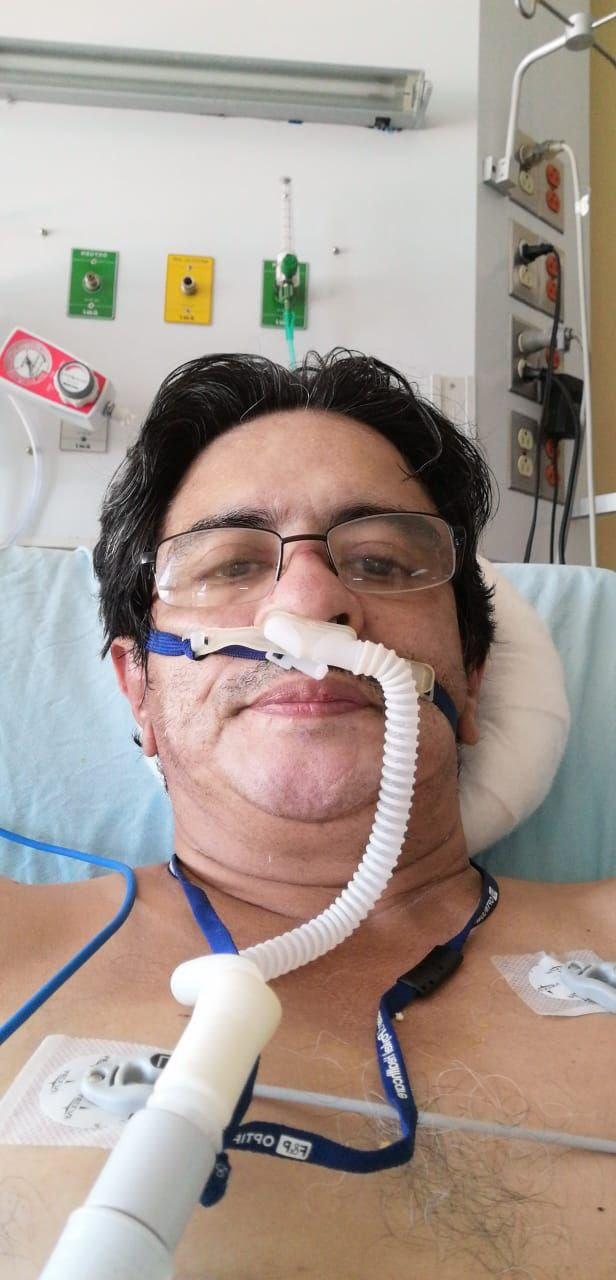 """""""Murió por cuidar imbéciles"""", recrimina hermano de médico fallecido en Honduras por Covid-19"""