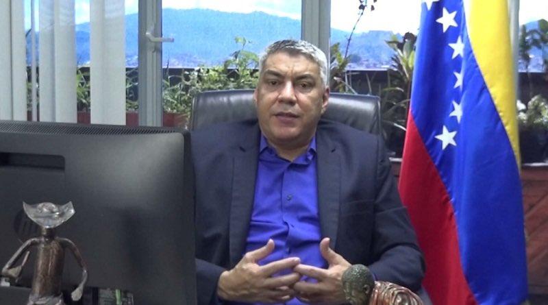 Fallece ministro venezolano para el Ecosocialismo, Oswaldo Barbera