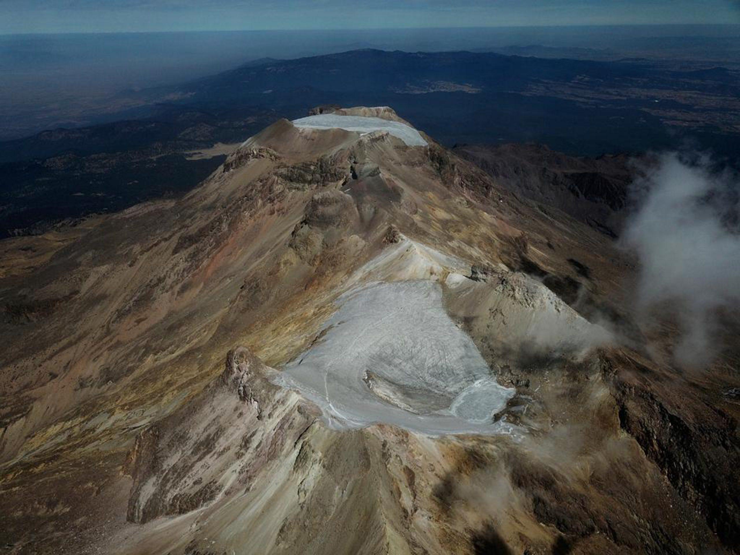 ¡Feliz Día de la Tierra! Declaran extinto el glaciar Ayoloco del Iztaccíhuatl