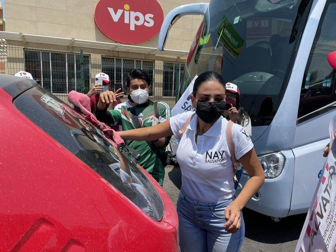 Diputados del PRI y del PAN tenían una red de escorts a su servicio, denuncia Nay Salvatori