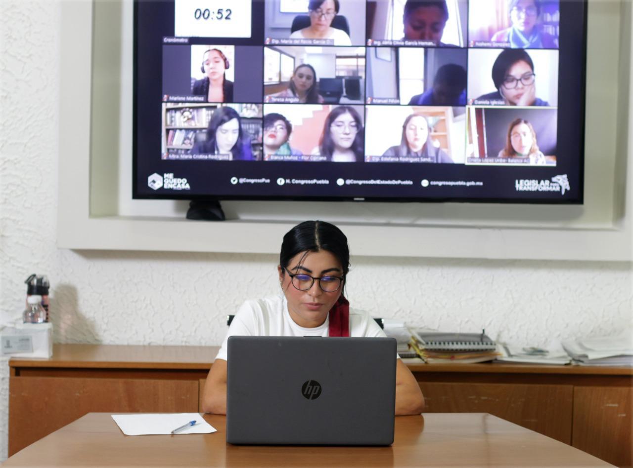 Congreso del Estado incumple con las fechas pactadas para discutir la despenalización del aborto en Puebla