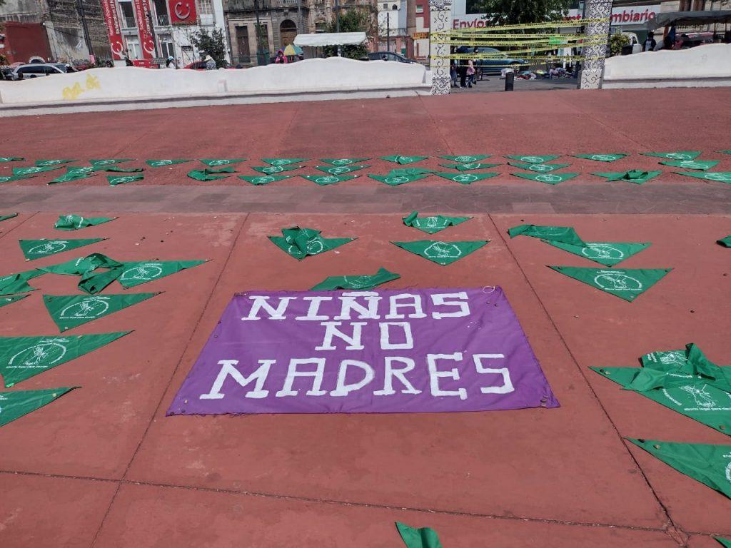 Urgen feministas a discutir, en el pleno, la despenalización del aborto en Puebla